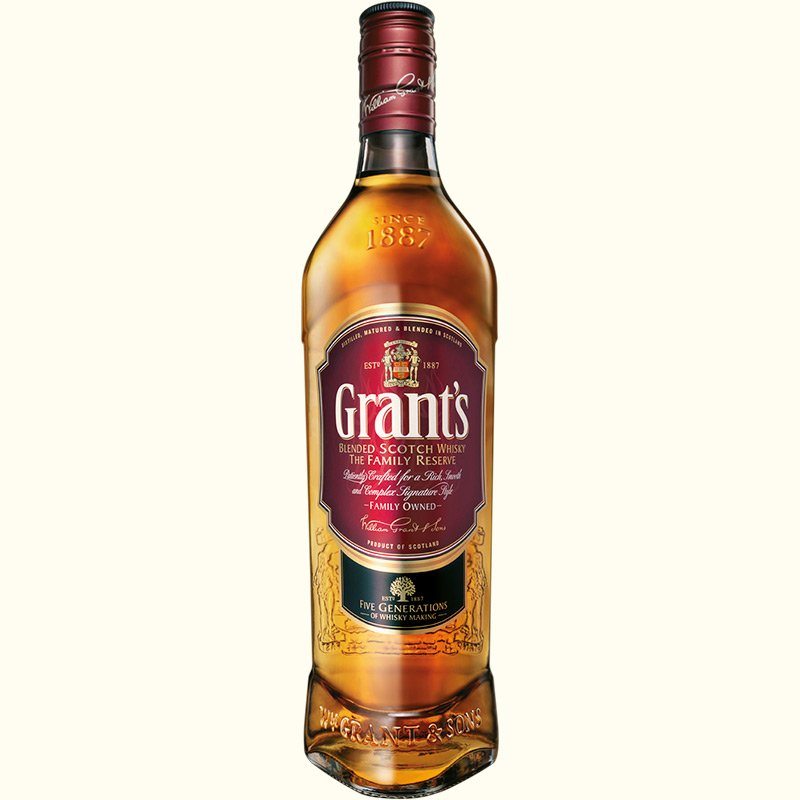 Grants Family Reserve 1l 40%