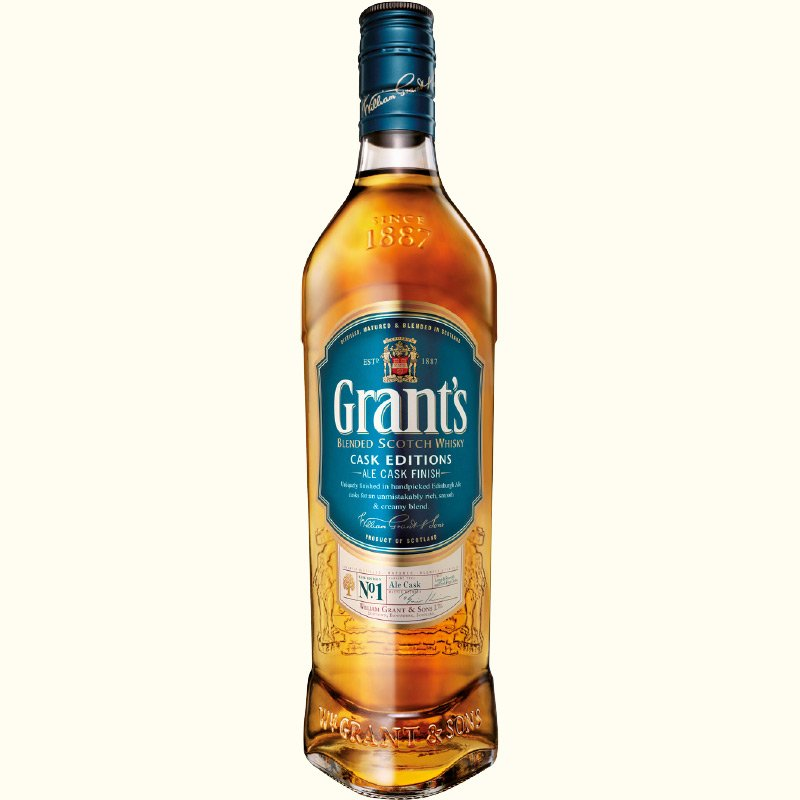 Grants Ale Cask Finish 0,7l 40%