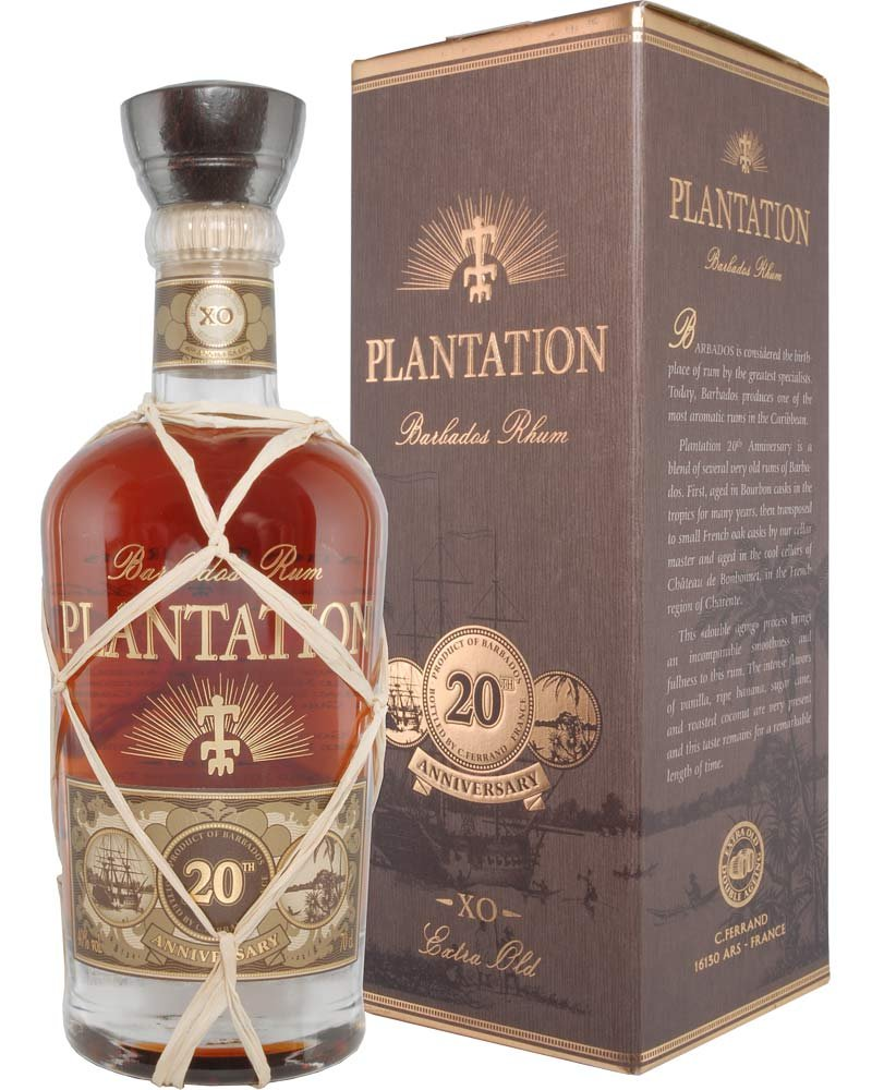 Plantation 20th Anniversary XO 0,7 l