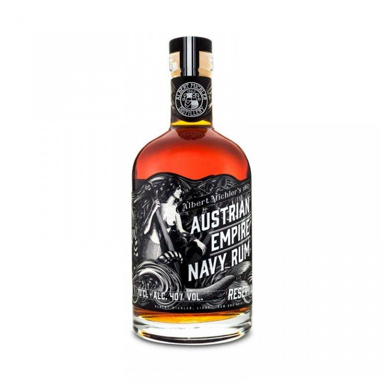 Austrian Empire Navy Rum Reserva 1863 0,7l 40%