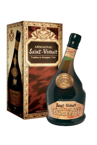 St.VIVANT Armagnac - dárkový kart. 0,7L 40%