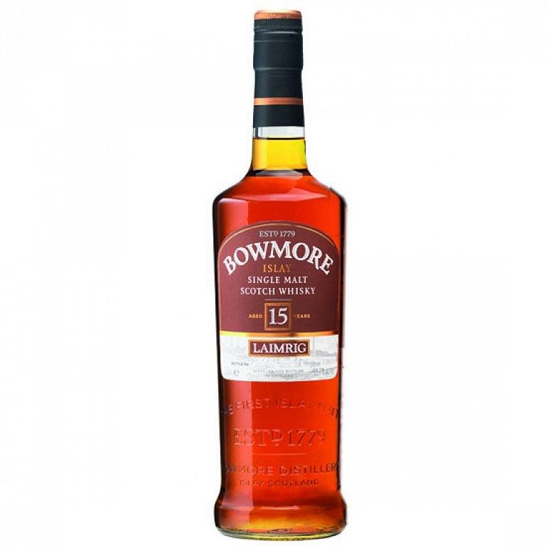 Bowmore Laimrig 15yo 0,7l 53,7%