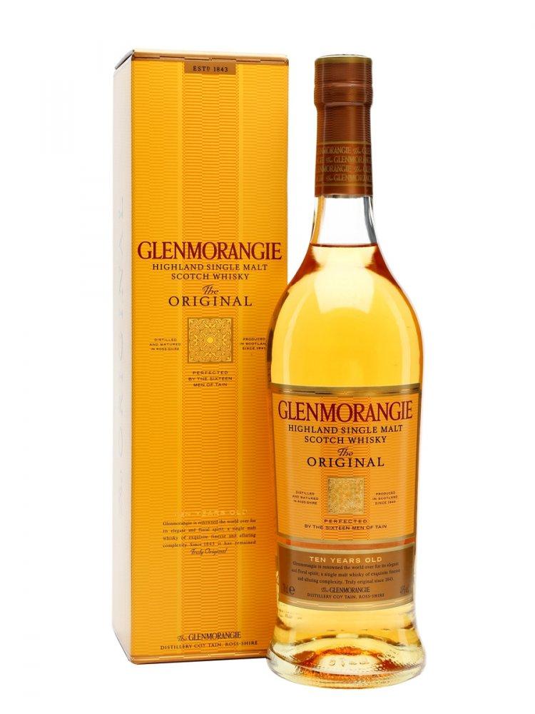 Glenmorangie 10 yo 0,7 l