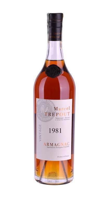 Marcel Trepout 1981 42% 0,7l