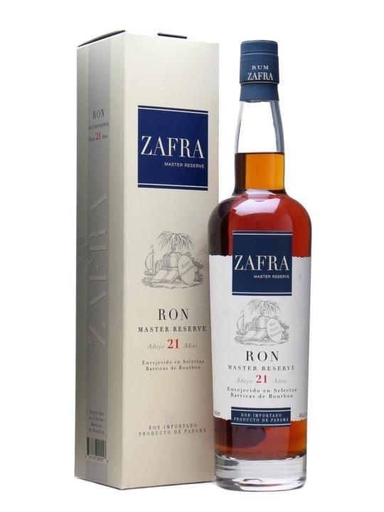 Rum Zafra Master Reserve 21YO 0,7l 40%
