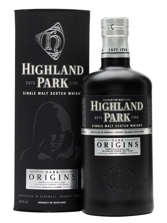 Highland Park Dark Origins 0,7l 46,8%