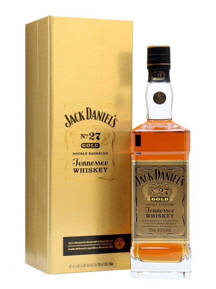 Jack Daniel's No.27 Gold 0,7l 40%