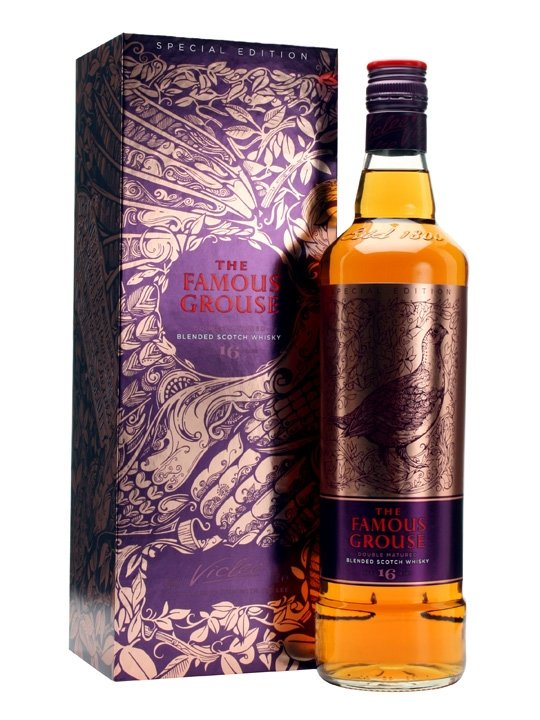 Famous Grouse 16yo 1l 40%