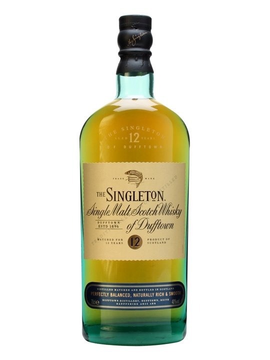 Singleton of Dufftown 12 yo 0,7 l
