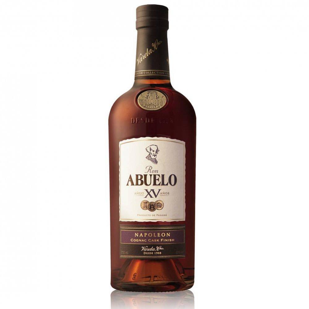 Ron Abuelo Napoleon 15y 0,7l 40% GB