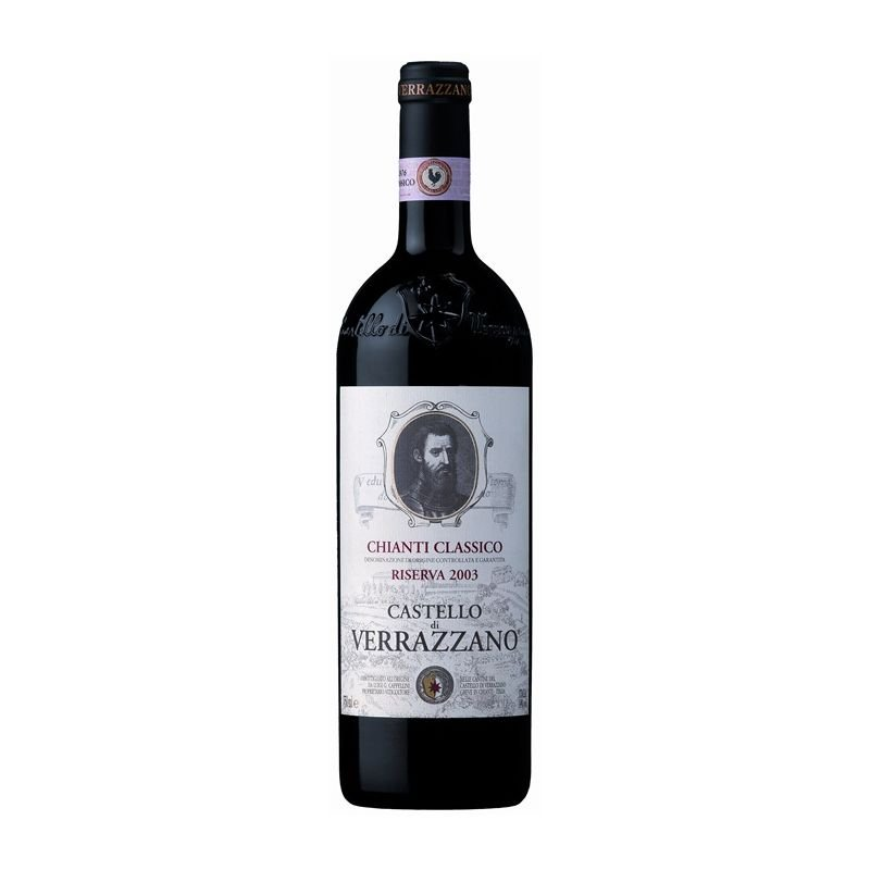 Castello di Verrazzano Chianti classico 2014 0,75l 13.5%