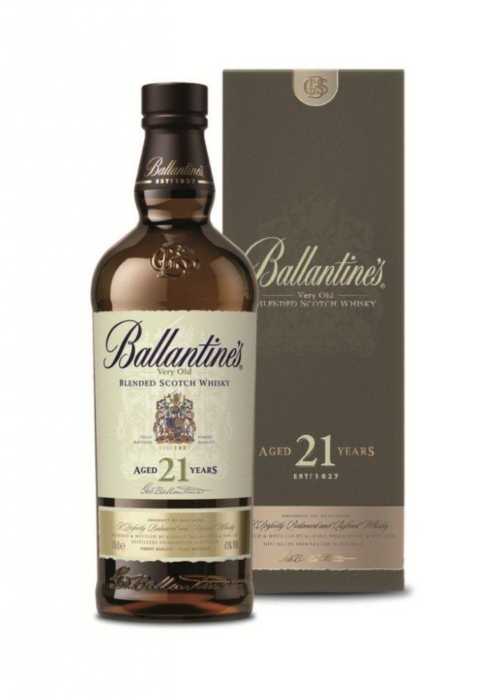 Ballantine's 21y 0,7l 40%