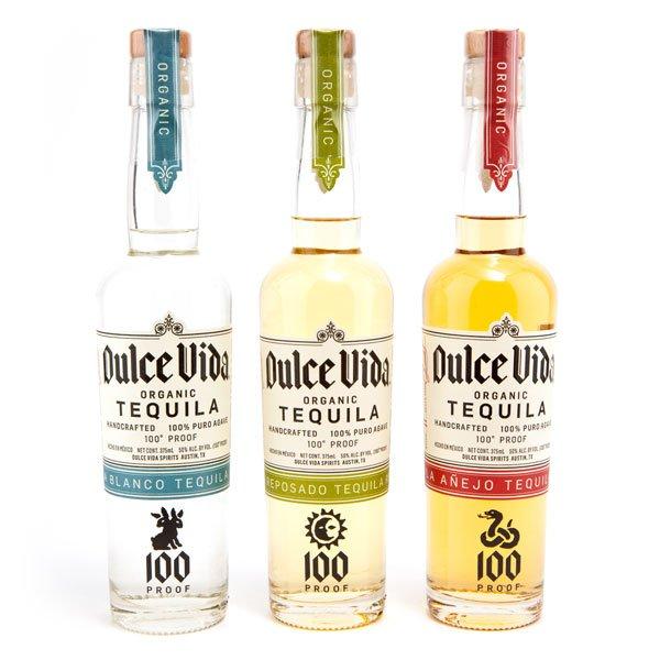 Dulce Vida Tequila Reposado 0,7l
