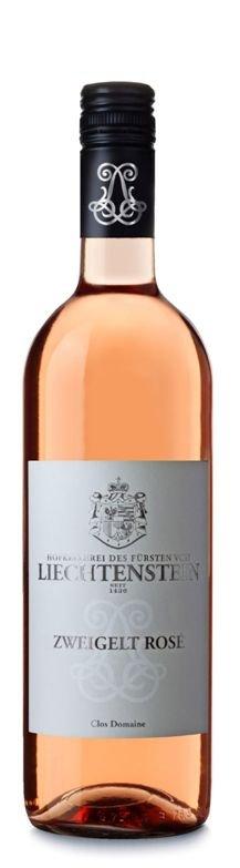 Clos Domaine Zweigelt Rosé Qualitätswein 2017 0,75l 12,1%