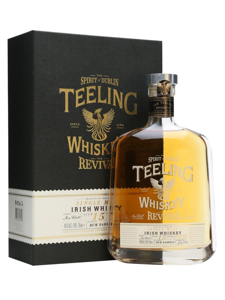 Teeling The Revival 15y 0,7l 46%
