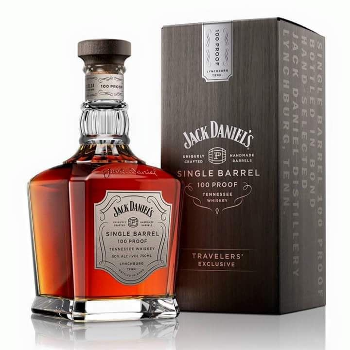 Jack Daniel's Single Barrel 100 Proof 0,7l 50%