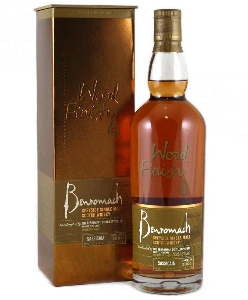 Benromach Sassicaia 0,7l 45%