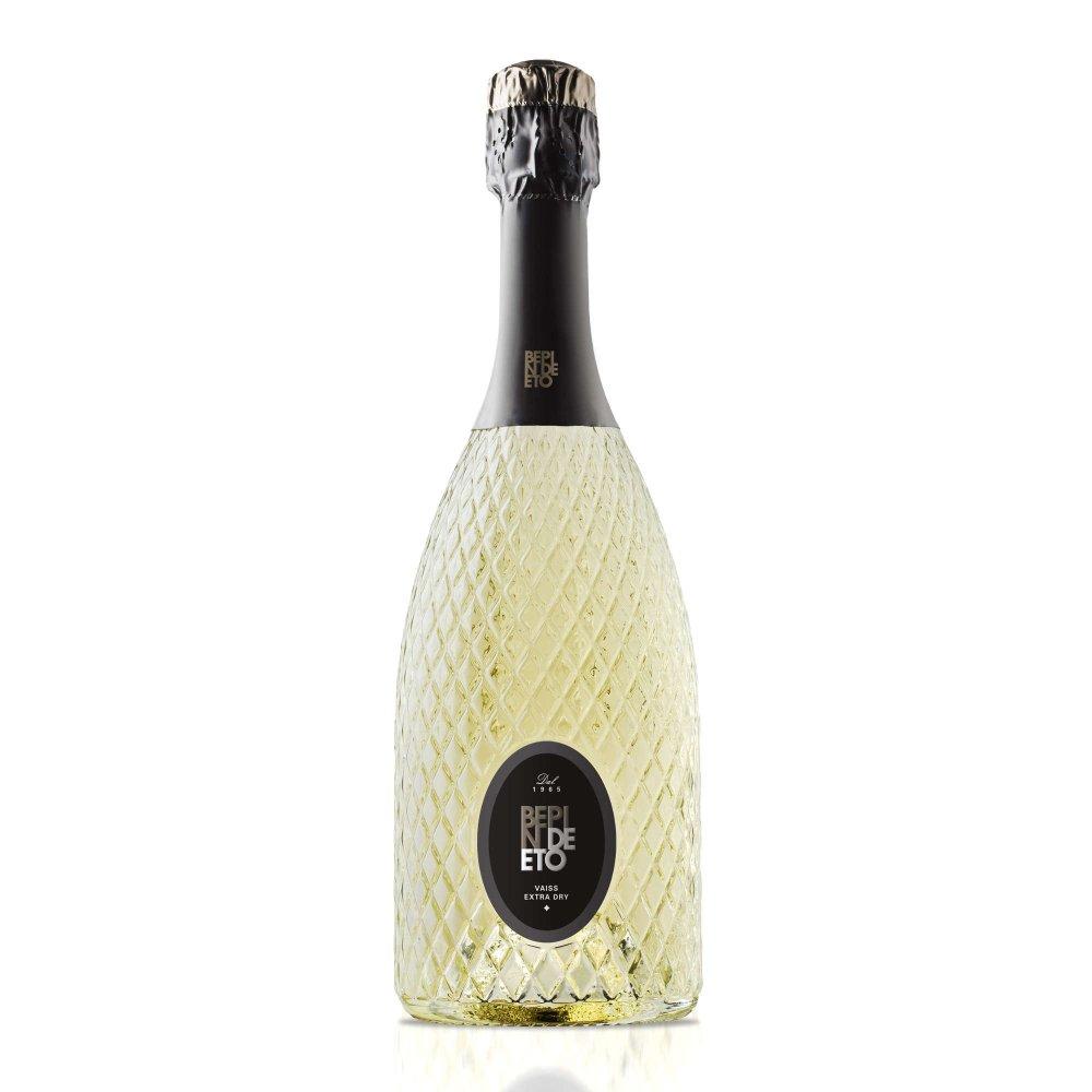 Bepin de Eto Vaiss Spumante Extra Dry Millesimato Extra Dry 0,75l 11,5%