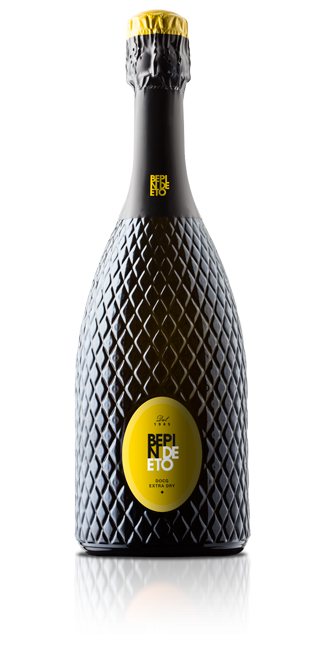 Bepin de Eto Conegliano Superiore DOCG Millesimato Extra Dry 0,75l 11,5%