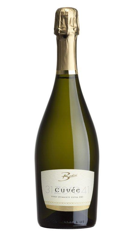 Bedin 31041 Spumante Cuvée Extra Dry 0,75l 11%