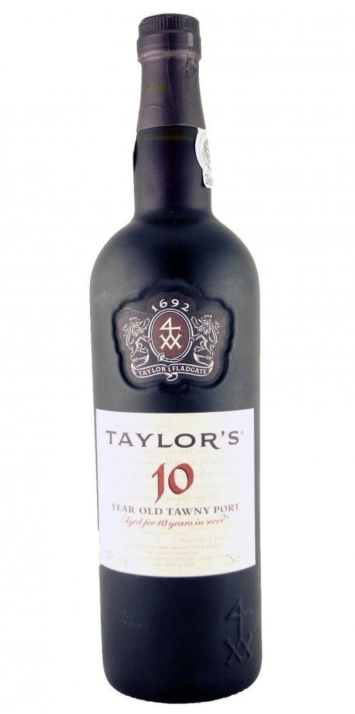Taylor´s Porto Tawny 10y 0,75l 20%
