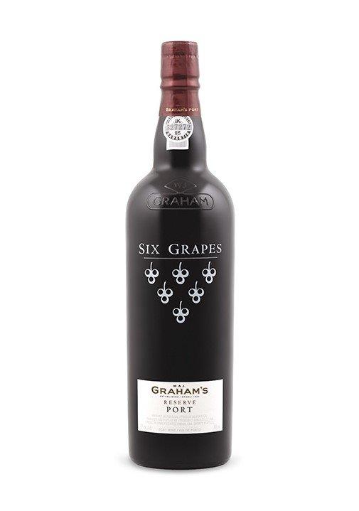 Graham´s Port Six Grapes Porto Reserve 0,75l 20%