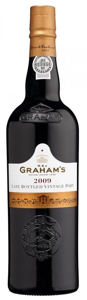 Graham´s Port Wine Porto Tawny 2009 1l 20%