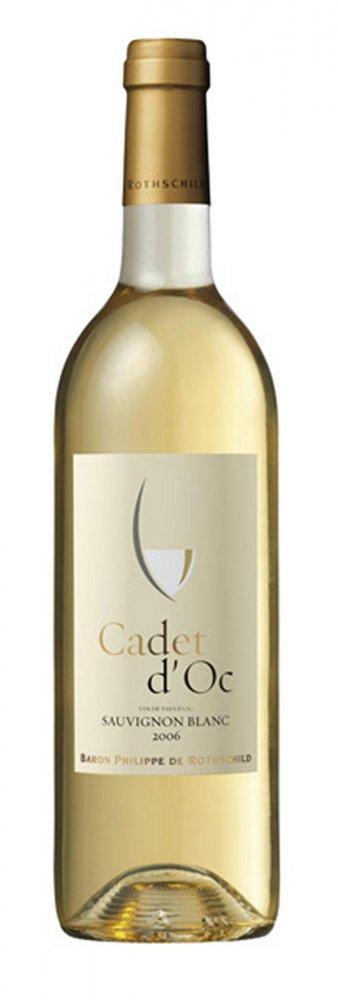 Baron Philippe de Rothschild Cadet d´Oc Sauvignon Blanc 2014 0,75l 12,5%