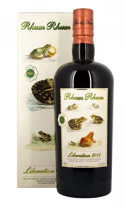 Rhum Liberation 2015 Black 0,7l 45%
