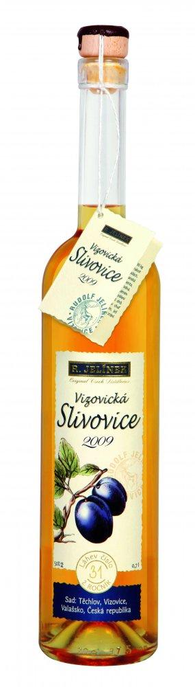 Vizovická Slivovice 2009 0,7l 50%