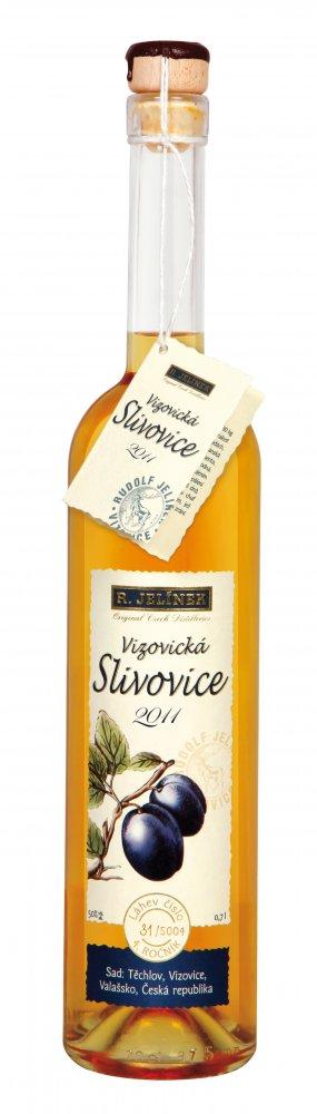 Vizovická Slivovice 2011 0,7l 50%