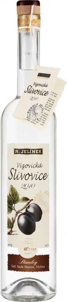 Vizovická Slivovice Stanley 2010 0,7l 50%