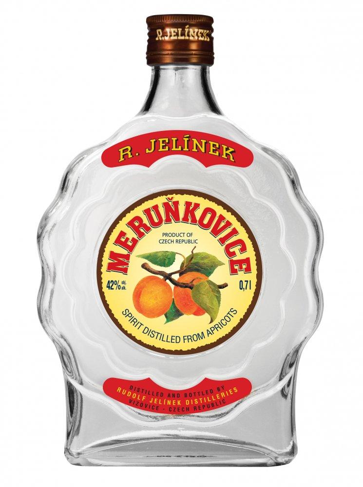 R. Jelínek Meruňkovice 0,7 l