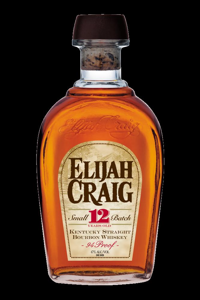 Elijah Craig Bourbon 12y 0,7l 47%