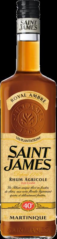Saint James Royal Ambree 0,7l 40%