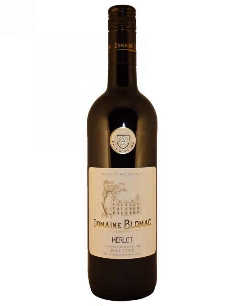 Domaine Blomac Merlot 2016 0,75l 13%