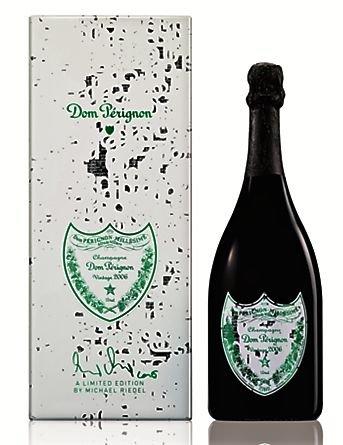 Dom Perignon by Michael Riedel EOY Vintage 2006 0,75l 12,5% GB LE