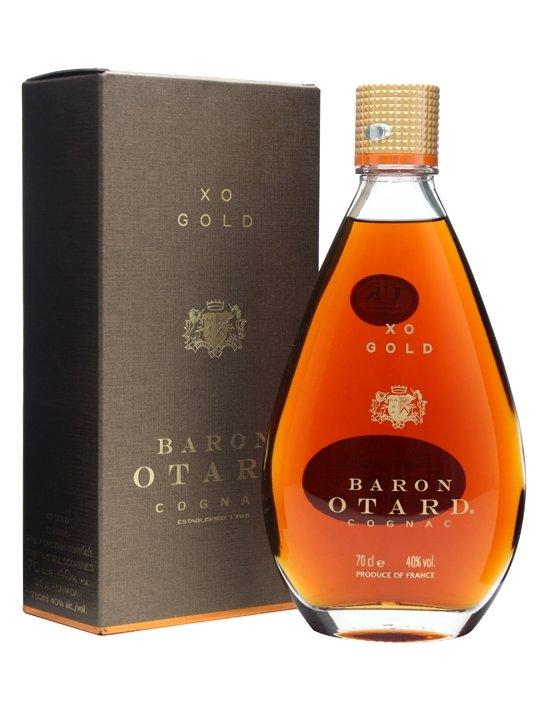 Baron Otard Gold XO 0,7l 40%