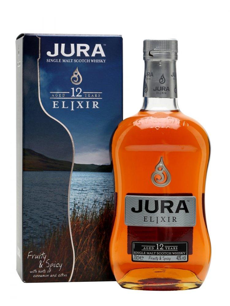 Isle of Jura Elixir 12y 0,7l 46%