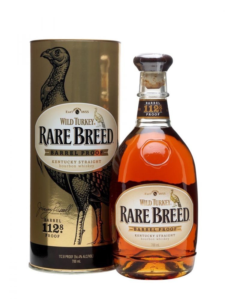 Wild Turkey Rare Breed 0,7l 56,4%