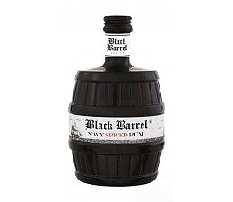 A.H. Riise Black Barrel 0,7l 40%