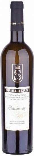 Spielberg Chardonnay Virgin Výběr z hroznů 2014 0,75l 13%