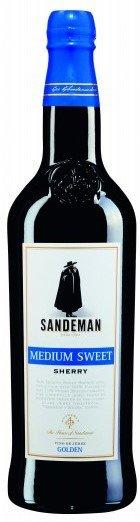 Sandeman Sherry Medium Sweet 0,75l 15%