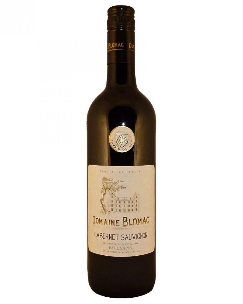 Domaine Blomac Cabernet Sauvignon 2015 0,75l 12%