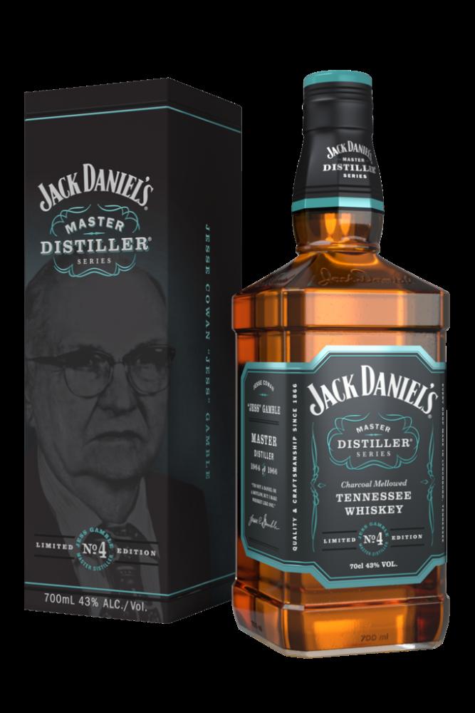 Jack Daniel's Master Distiller No.4 0,7l 43% GB LE