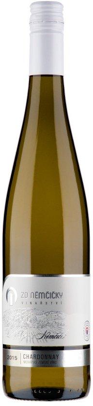 ZD Němčičky Chardonnay Kabinet/Zemské 2016 0,75l 13%