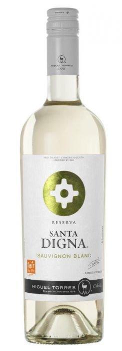 Miguel Torres Santa Digna Reserva Sauvignon Blanc 2015 0,75l 13%