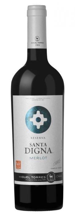 Miguel Torres Santa Digna Reserva Merlot 2013 0,75l 14%
