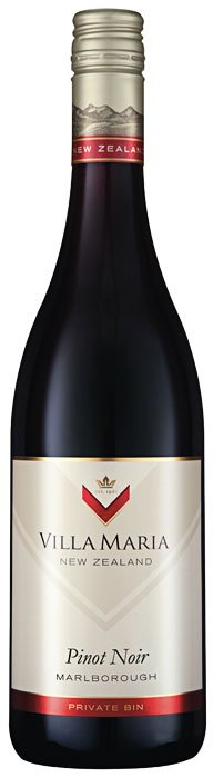 Villa Maria Pinot Noir Marlborough 2012 0,75l 14.4%