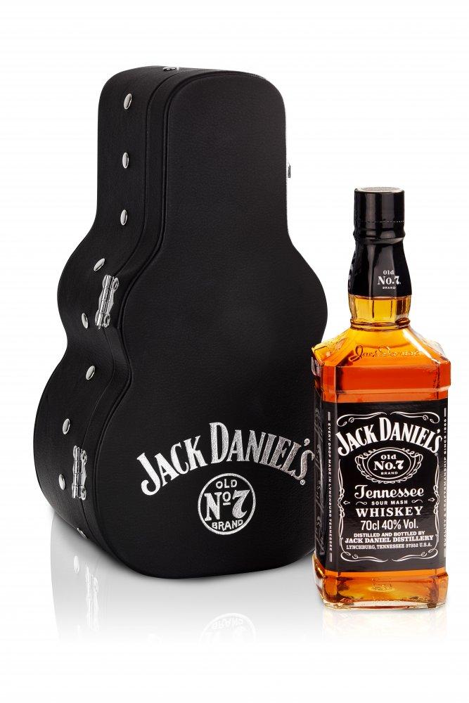 Jack Daniel's Kytara 0,7l 40% GB